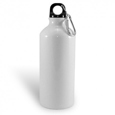 Bidon randonnée 400 ml blanc Sublimation Transfert Thermique