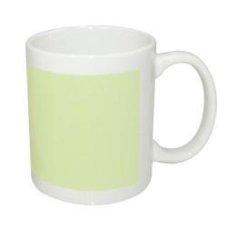 Mug 330 ml brillant dans l'obscurité à personnaliser