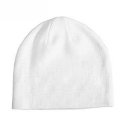 Bonnet blanc Sublimation Transfert Thermique