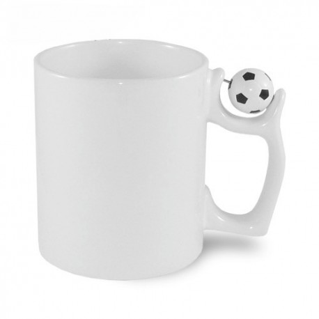 Mug football 330 ml Sublimation Transfert Thermique