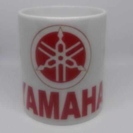 Mug YAMAHA blanc classe AA 325 ml avec boîte