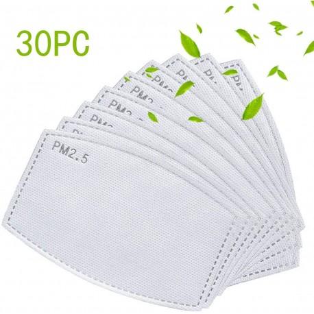 Filtres PM 2.5 pour masques PM 2.5